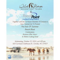 Business After-Hours Two-Hour Tour With A Ribbon Cutting Event by Wild Horse Adventure Tours and Focal Point Coaching & Training