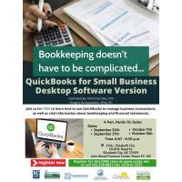 QuickBooks for Small Business Desktop Software Version