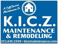 K.I.C.Z. Maintenance & Remodeling Inc.