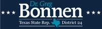 State Representative Dr. Greg Bonnen
