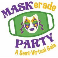 Maskerade Party a Semi-Virtual Gala - Clare Woods Academy