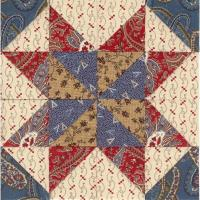 Virtual Pre-Civil War Quilts: Secret Codes to Freedom on the Underground Railroad - West Chicago Public Library