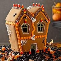 Build Your Own Halloween Gingerbread House - West Chicago Public Library