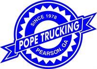 Pope Trucking, Inc.