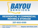 Bayou Services of Lake Charles