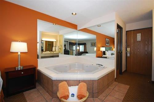 Suite Hot Tub