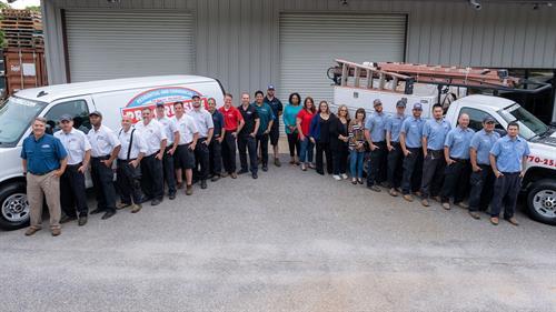 2019 Team at Progressive Heating | Air | Plumbing