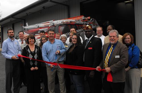 2011 Ribbon Cutting
