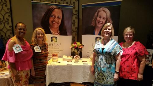 LifePlan Financial Advisors was a Diamond Sponsor for the I AM Phenomenal Woman Conference - September 14, 2019
