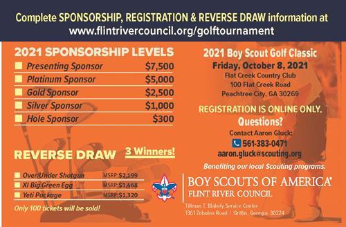 Boy Scout Golf Classic