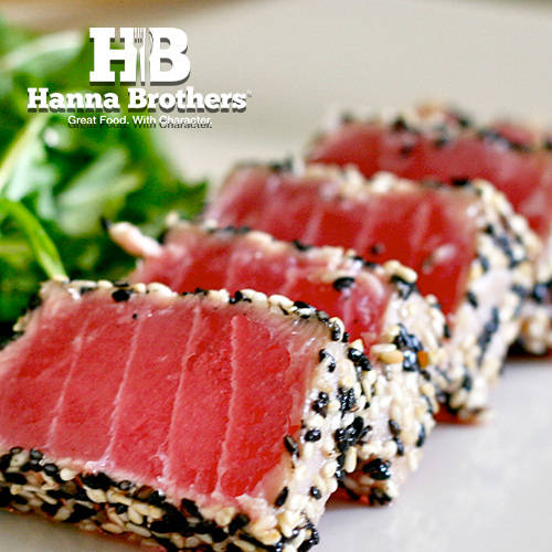 Hanna Brothers catering.