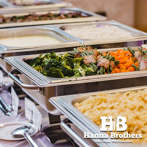 Hanna Brothers Corporate Meal Solutions.