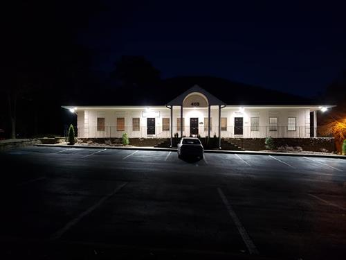 peachtree city office lighting