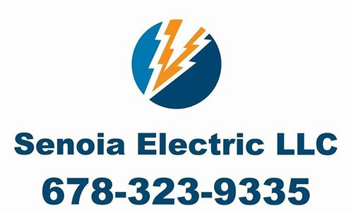 Senoia Electric Logo