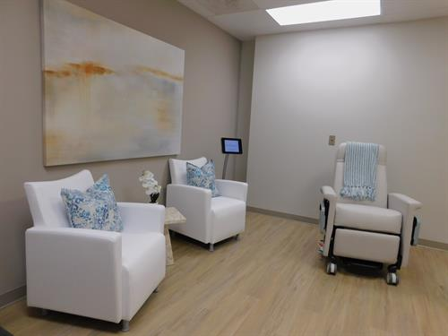A beautiful respite for dialysis patients