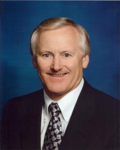 B. Eugene (Gene) Burkett, CPA, MBA