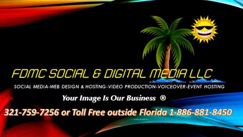 FDMC is a Full service Social and Digital  Media Company