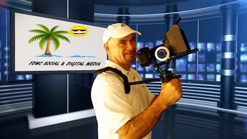 We offer full DSLR video production in HD