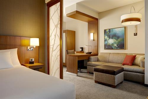 Sleeping room - King
