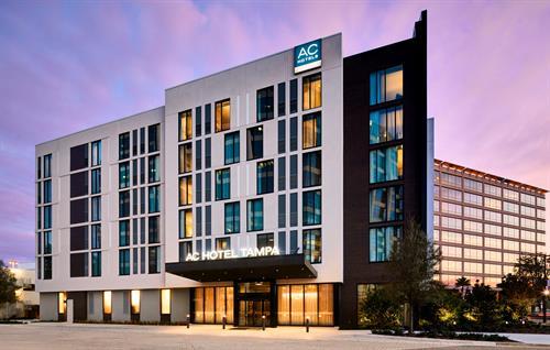 AC Hotel Tampa, Tampa, FL