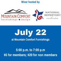 July Mixer hosted by Mountain Comfort Furnishings and NRO