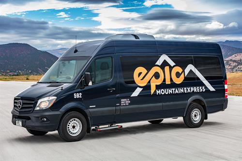 Colorado Mountain Express is now Epic Mountain Express