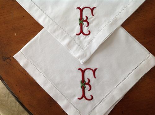 custom linen napkins