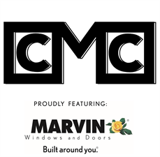 CMC Proudly Offering Marvin Windows & Doors