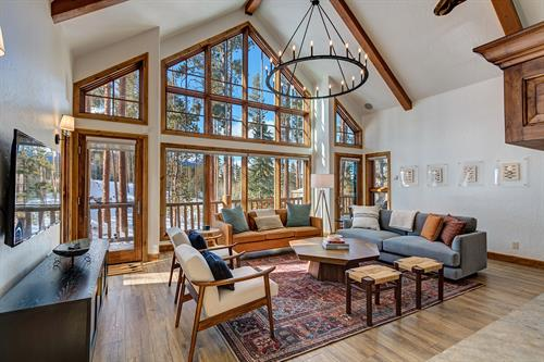 Luxury Properties Managed by Great Western Lodging in Breckenridge