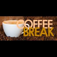 Coffee Break, sponsored by Wings Financial Credit Union