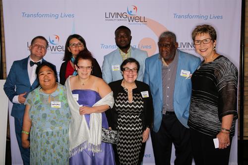 Transforming Lives Gala 2018