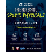 Free High School Sports Physicals