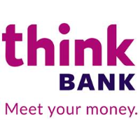 Think Bank launches bold new branding