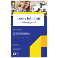 Dakota County Library Teen Job Fair Application for Businesses to Participate now live!