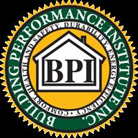 member of Building Performance Institute