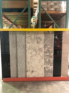 """25"""" x 72"""" Granite tops"""