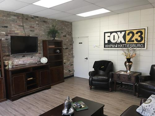 FOX 23 Lobby