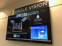 Eagle Vision Advertisement Board