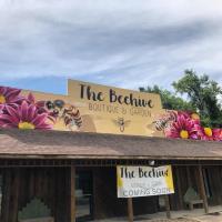 The Beehive Boutique & Garden Website Launch