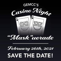"GEMCC's Casino Night ""Mask""uerade"