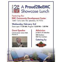 A Proud2BeEMC Showcase Lunch