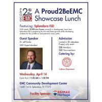 Proud2BeEMC Showcase Lunch featuring Splendora ISD