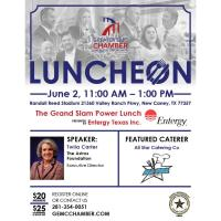 GEMCC's Grand Slam Power Luncheon presented by Entergy
