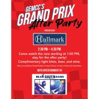GEMCC's Grand Prix After Party presented by Hallmark Mitigation & Construction