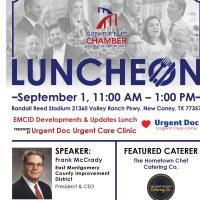 GEMCC's Monthly Luncheon - EMCID Developments & Updates
