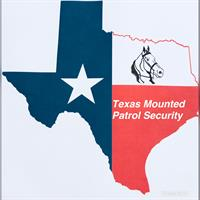 Texas Mounted Patrol Security