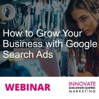 FREE WEBINAR - HOW TO GROW YOUR BUSINESS WITH GOOGLE SEARCH ADS