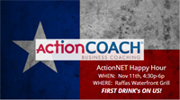 ActionNET | Business Networking Happy Hour