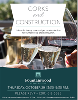 Corks and Construction