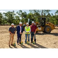 The Signorelli Company Breaks Ground on The Retreat Luxury RV & Camping Res